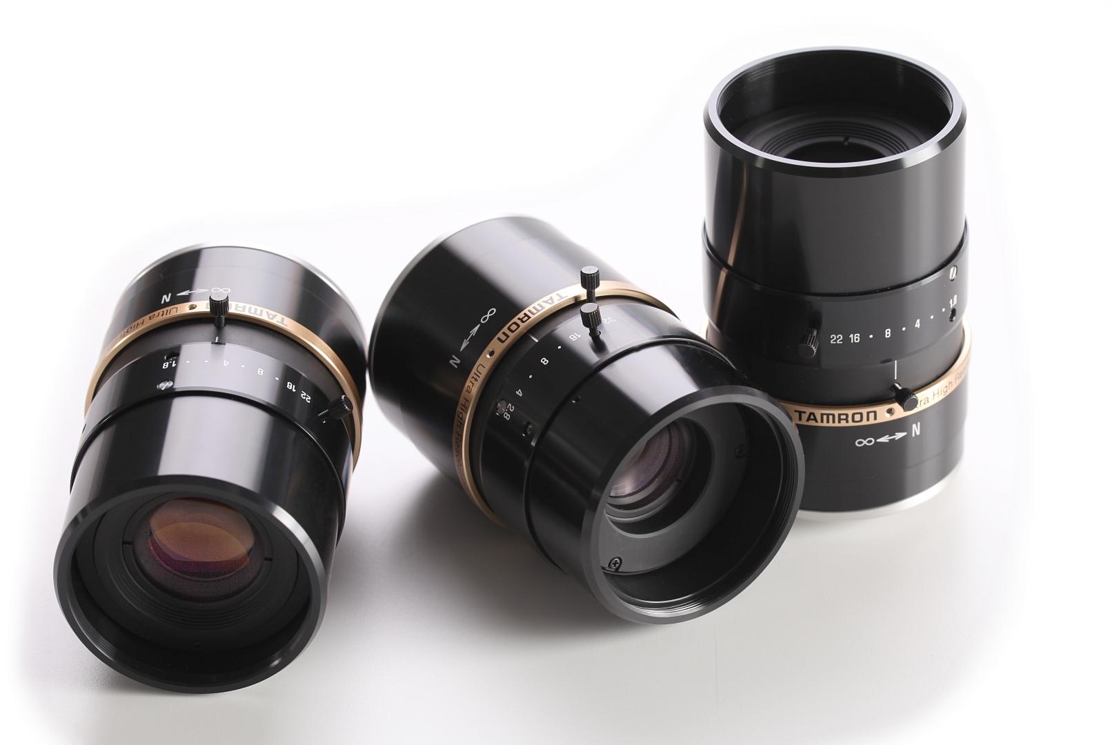 CCTV Lens: Industrial Lenses, Machine Vision Lenses - OpteamX