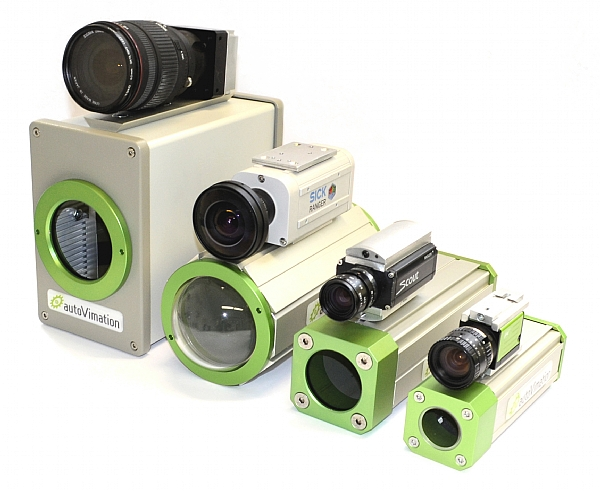 Industrial Cameras & Machine Vision Companies - OpteamX